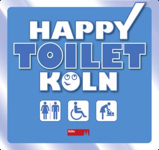 HappyToilet Köln
