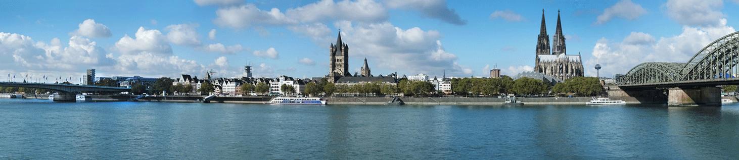 Kölns stille Örtchen.